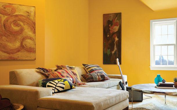 Propriedades das Cores – Amarelos