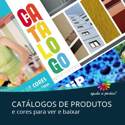 Catálogos de produtos e cores