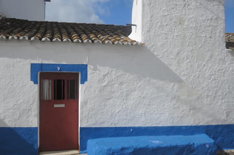Como pintar sobre paredes caiadas