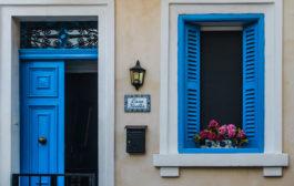 Como Pintar Portas de Madeira Exteriores