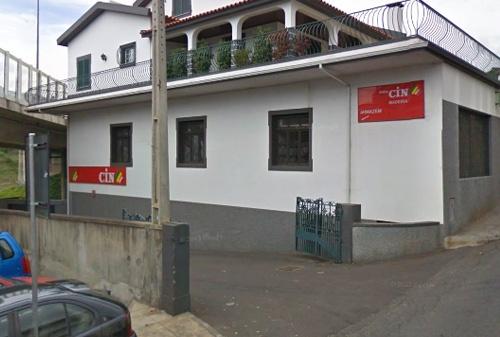 CIN – Corporação Industrial do Norte S.A. – Loja Madeira – Funchal Penteada