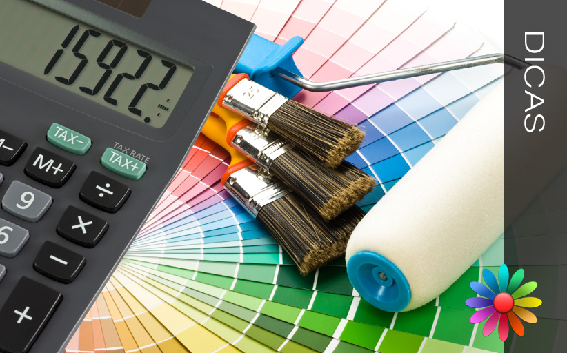 Calculadora de Tinta/Litros
