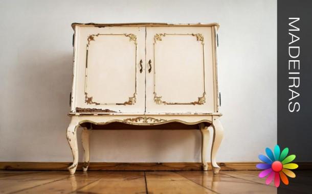 7 passos para pintar móveis antigos como um profissional