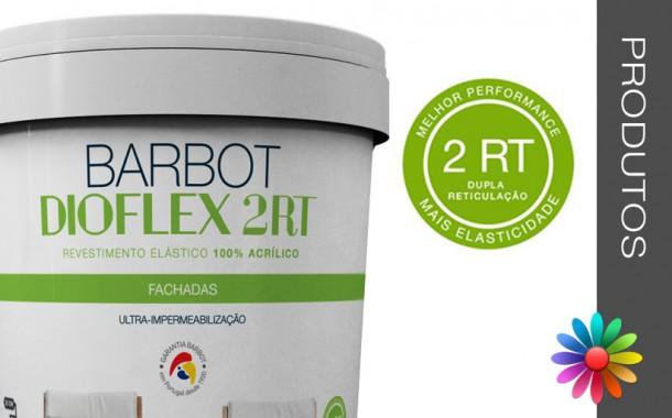 Dioflex 2RT da Barbot com nova fórmula