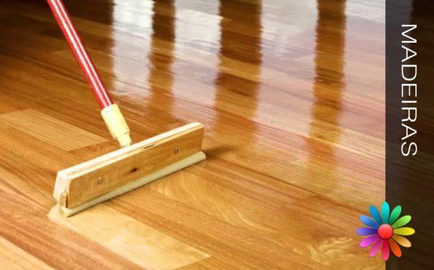 Aprenda com Envernizar os Soalhos da sua Casa