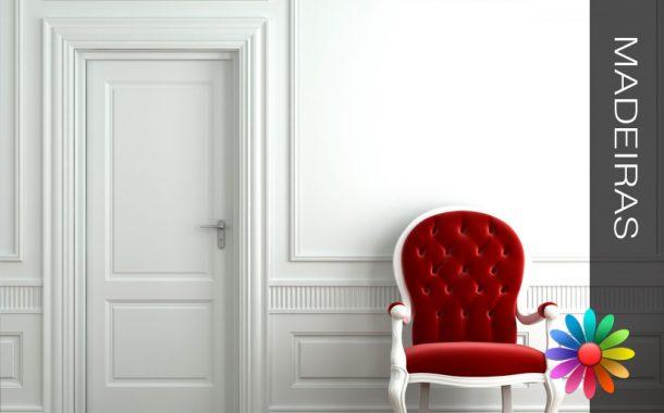 Guia Geral – Pintar Interiores – Madeiras