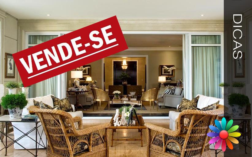 Vai vender a sua casa? Siga as nossas dicas!