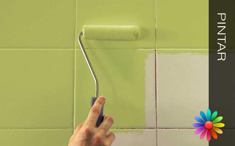 Como pintar os azulejos das paredes da sua casa