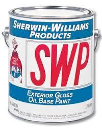 SWP Sherwin Williams Paint