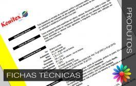 Tintas Kenitex – Fichas Técnicas