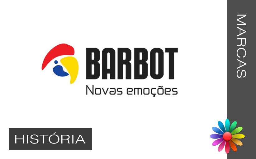 Tintas do Mundo – Barbot