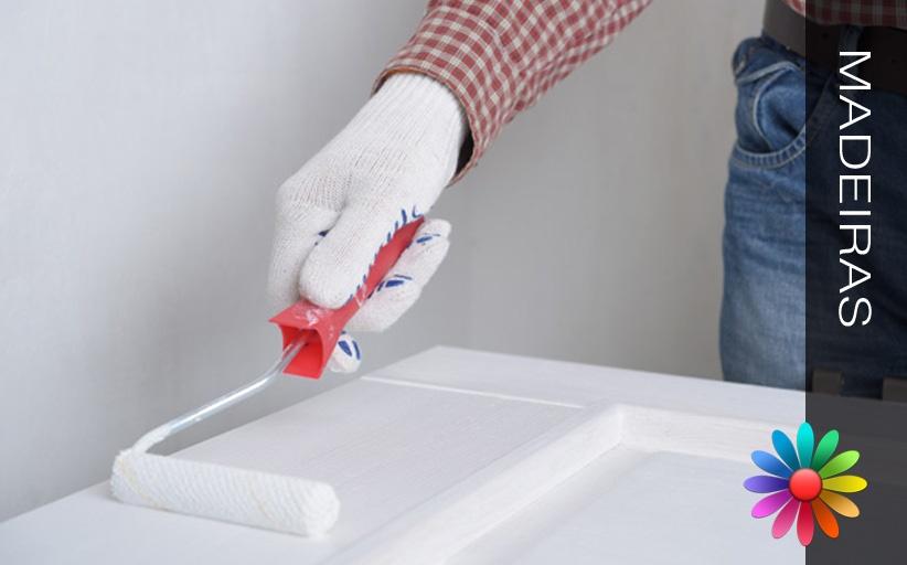 Pintar Madeiras Interiores – Guia Geral
